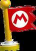 Checkpoint Flag