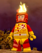 Firestorm (Ronnie Raymond) (Lego Batman 4)