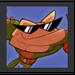 JSSB Character icon - Rash