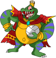 King K. Rool Spikers