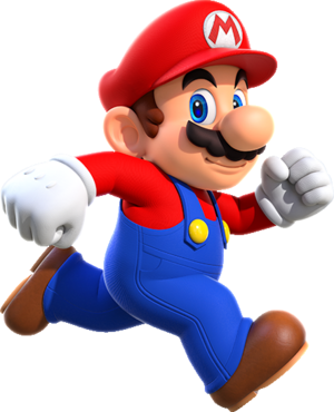 SMBRun Mario