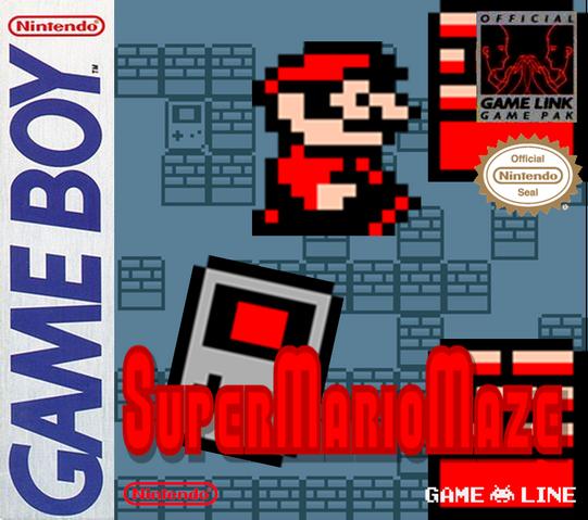 File:SuperMarioMazeUS Box Real.png