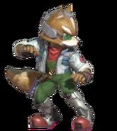 1.1.Fox standing
