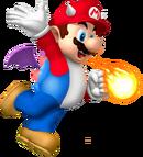 Draglet Mario SMW3D