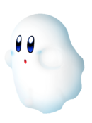 Ghost Kirby KDL3D