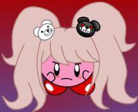 Junko Kirby Avie by WereWaffle