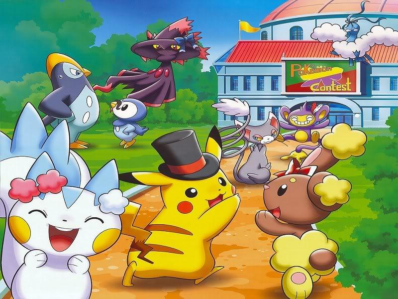 Výsledek obrázku pro pokemon competition