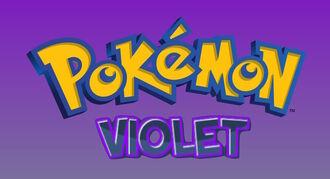 Pokemon Violet Logo