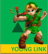 Young LinkSSBGX