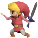 2.Red Toon Link 5
