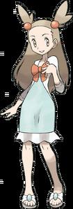 HeartGold SoulSilver Jasmine