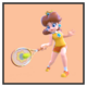 JSSB character preview icon - Daisy