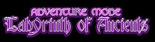 Labyrinth of Ancients Logo