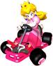 MK64 Princess Peach 2