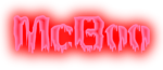 McBoo Series Logo