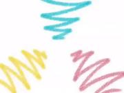 Scribbles made by Hatsune Miku, Kasane Teto, and Akita Neru