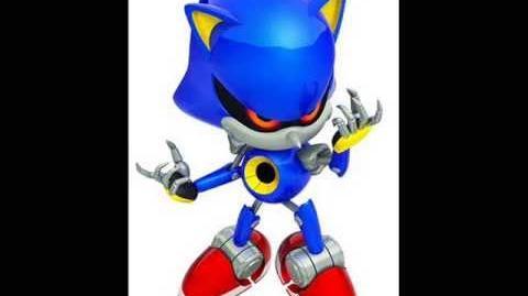 Sonic CD (Japan) - Metallic Madness (Bad Future) (Remix)
