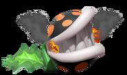2.2.Fire Piranha Plant Smiling