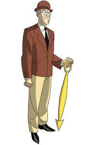 Clock King (Temple Fugate) (DC Comics)