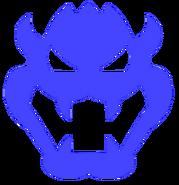 Dark Bowser's Emblem