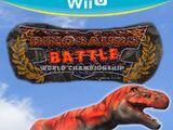 Dinosaurs Battle World Championship