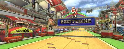 Excitebike arena mario kart 8