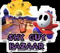 MKG Shy Guy Bazaar