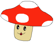 Mini Mushroom (Battlegrounders)