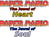 Paper Mario: The Jewel of Heart and Paper Mario: The Jewel of Soul Versions