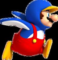 Penguin Mario