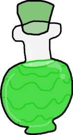 Potion FermentedGreen