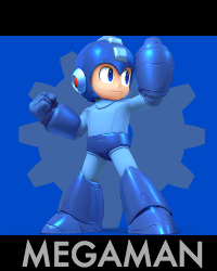 SSBD-Megaman