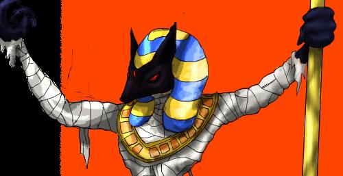 Anubis banner