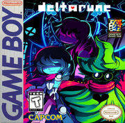 Deltarune Game Boy