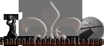 DodgeballLeagueLogo
