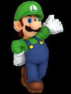 Luigi in the top 100 winning pose by nintega dario dbuyjw9-pre