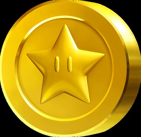 File:Star Coin NSMB2.png