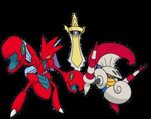 Team Bladed