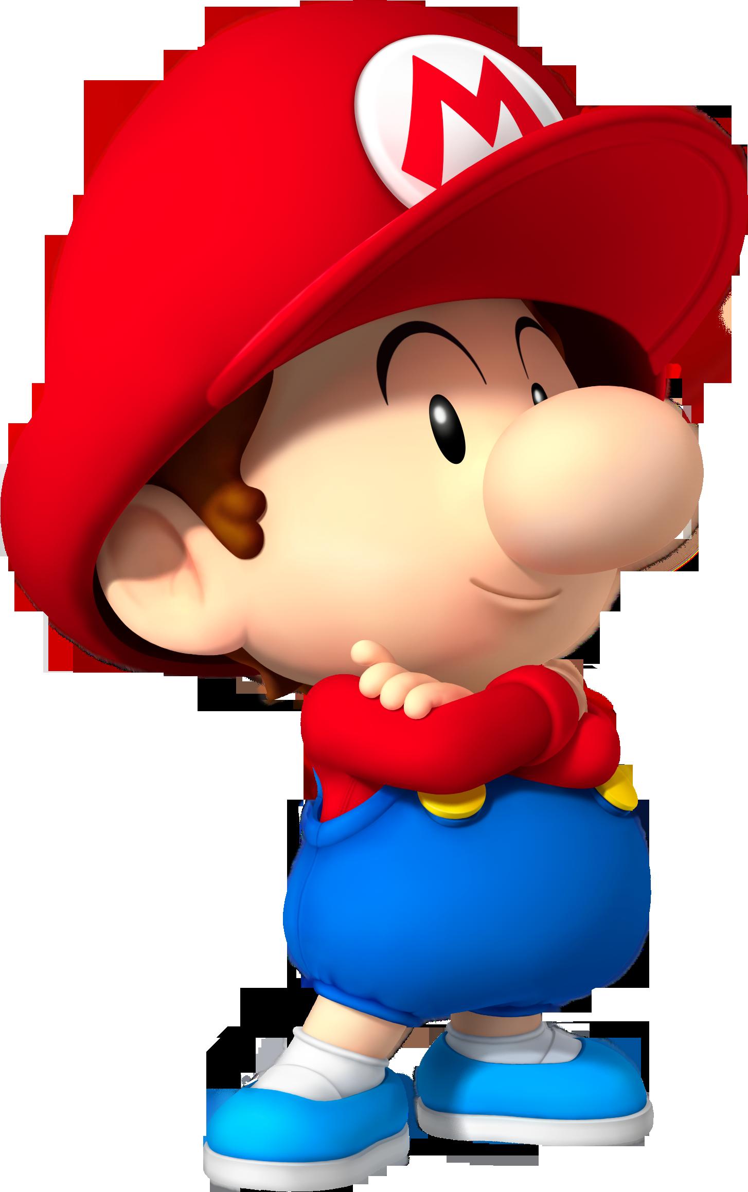 baby mario png - Bebe Mario