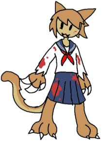 CatgirlMonsterIndustries(transparent)