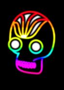 Clacker Skull