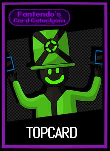 FCC Topcard Card