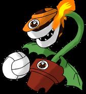 Fire Piranha Plant Spikers