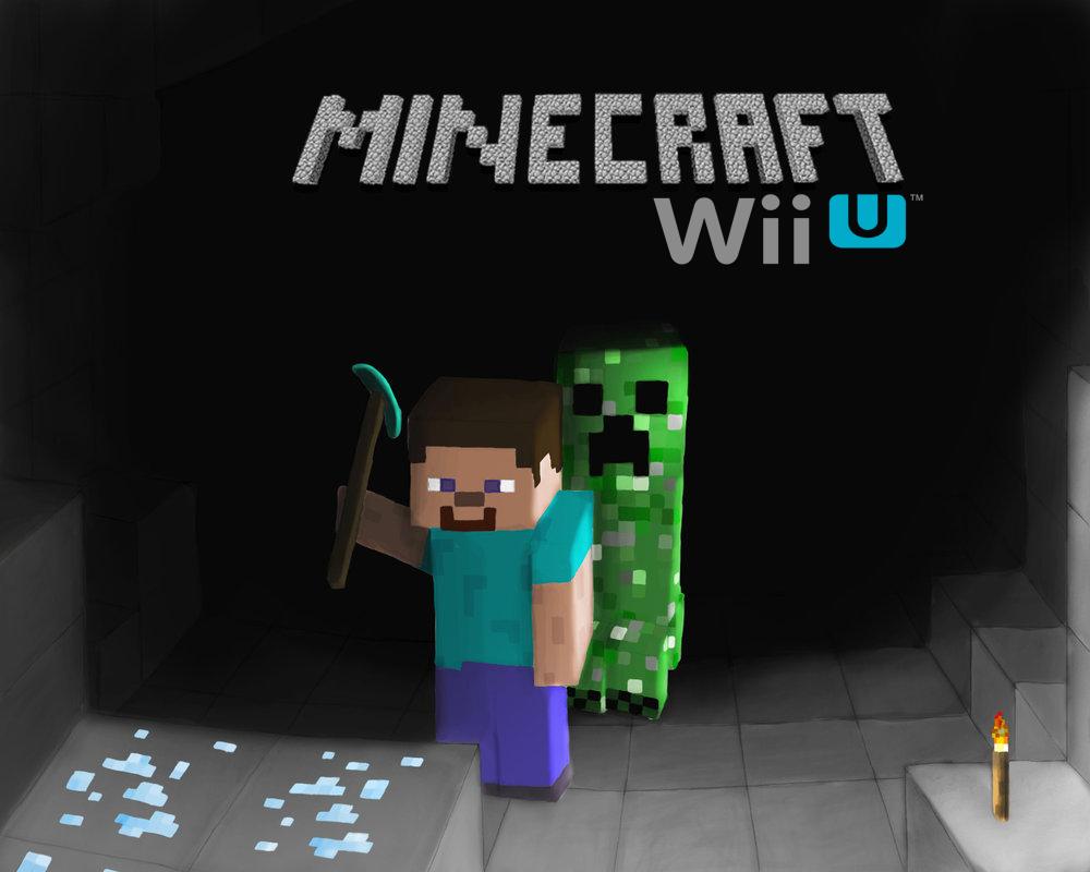 Minecraft Wii U Edition Fantendo Nintendo Fanon Wiki Fandom