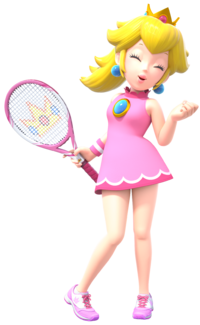 Peach - TennisAces