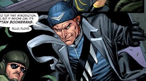 Supervillain Origins Captain Boomerang