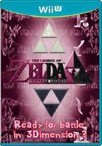 The Legend Of Zelda Battle Royal