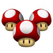 Triple Mushroom image