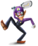 Waluigi (Super Smash Bros