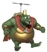 2.12.King K.Rool Flying